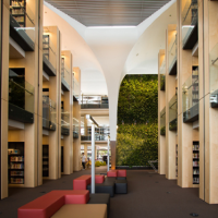Xenian Bankstown Library