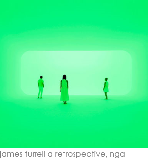 james turrell, a retrospective
