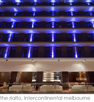 the rialto intercontinental melbourne